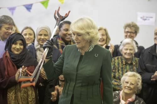 Camilla Parker Bowles, le foto della duchessa di Cornovaglia 10