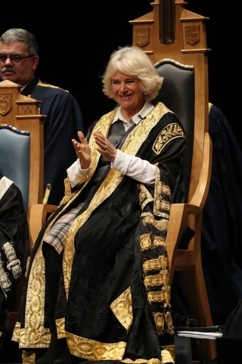 Camilla Parker Bowles, le foto della duchessa di Cornovaglia 7