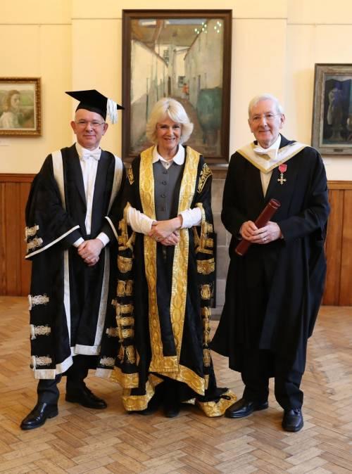 Camilla Parker Bowles, le foto della duchessa di Cornovaglia 8