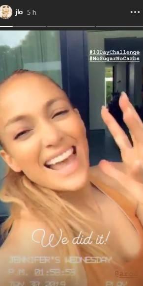 Jennifer Lopez, le immagini più hot 5