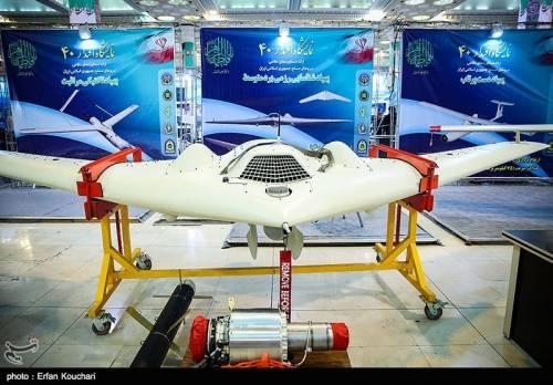 Iran, nuovo drone copiato dal Sentinel della Cia