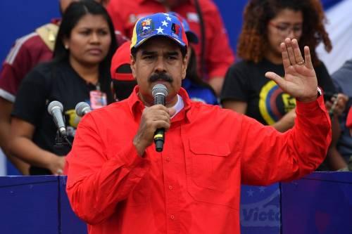 """Maduro chiede aiuto al Papa: """"Sono al servizio della causa di Cristo """""""