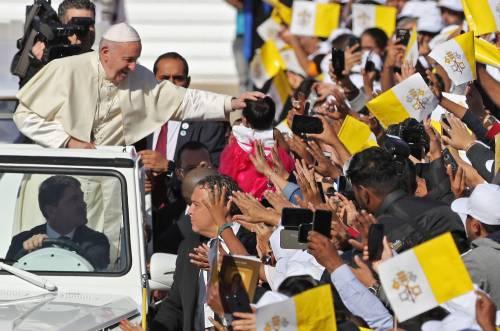 La Messa di papa Francesco negli Emirati 7