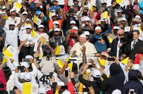 La Messa di papa Francesco negli Emirati 8