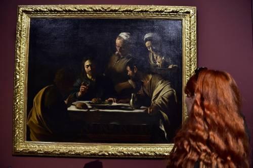 Caravaggio incontra Rembrandt alla Pinacoteca di Brera, l'anteprima