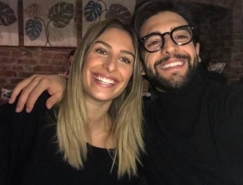 Valentina Allegri e Piero Barone, le foto più belle 9
