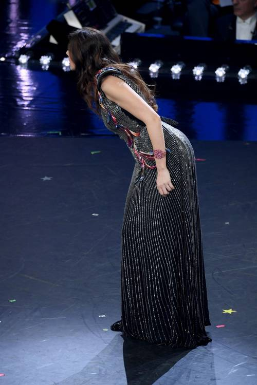 Sanremo 2019, i look della seconda serata 2