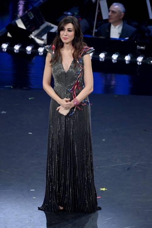 Sanremo 2019, i look della seconda serata 6
