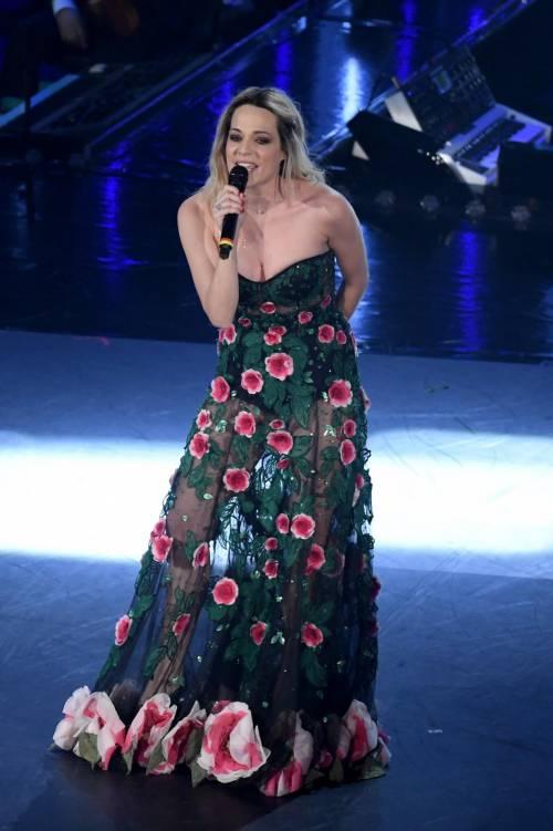 Sanremo 2019, i look della seconda serata 8