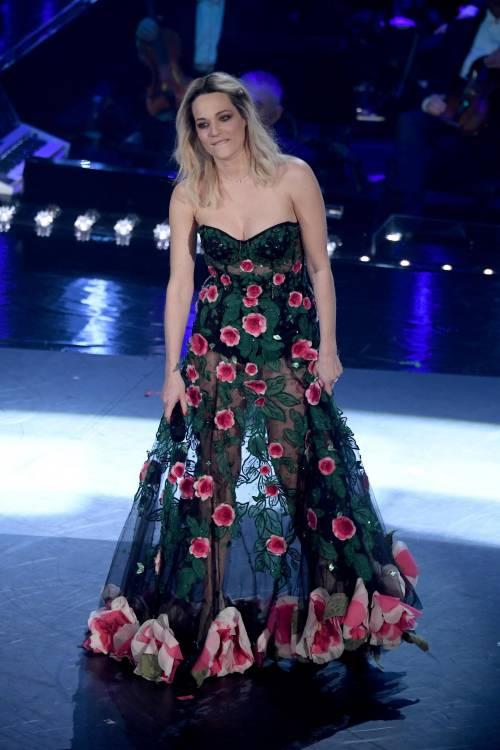 Sanremo 2019, i look della seconda serata 9