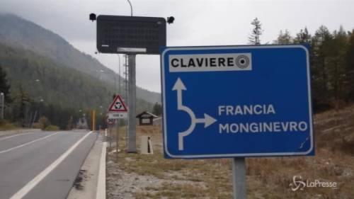 Cerca di varcare confine: giovane migrante muore assiderato tra l'Italia e la Francia