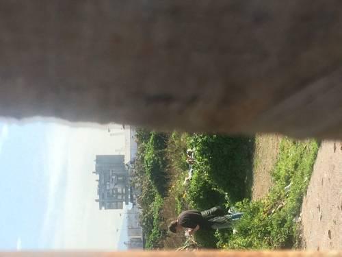 Napoli, nel parco della Marinella: tra rifiuti, tossicodipendenti e disperati 4