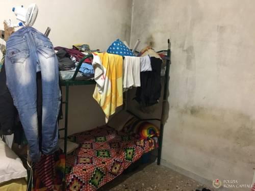 L'appartamento dei migranti tra muffa, blatte e odori cattivi 8