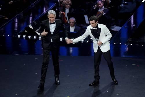 Sanremo 2019, la terza serata: foto 7