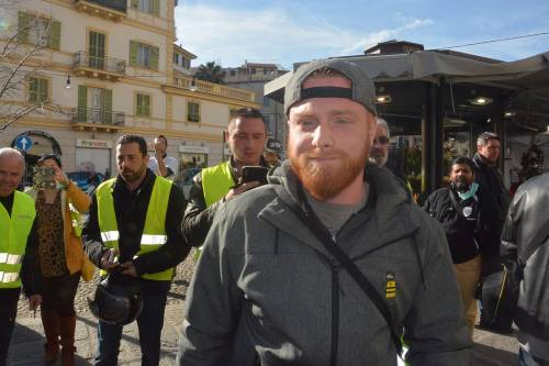 I gilet gialli sbarcano a Sanremo 6