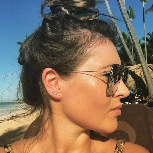 Paulina Procyk è l'arma in più di Krzysztof: gli scatti di lady Piatek 8