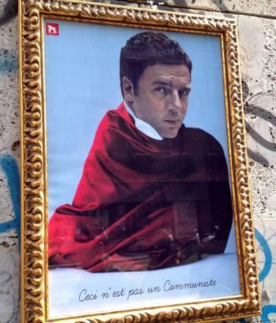 Banksy italiano ridicolizza politici 2ce9d215cea1