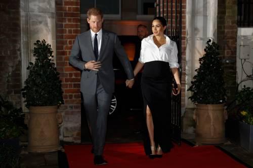 Meghan Markle, le foto della duchessa incinta 6