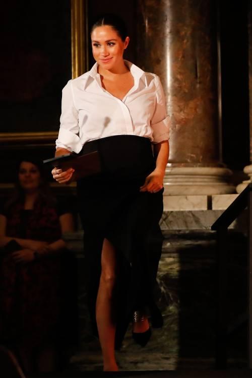 Meghan Markle, le foto della duchessa incinta 8