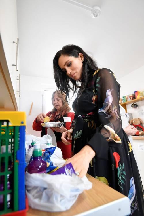 Meghan Markle, le foto della duchessa incinta 3