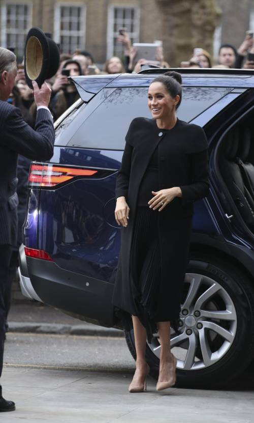 Meghan Markle, le foto della duchessa incinta 7