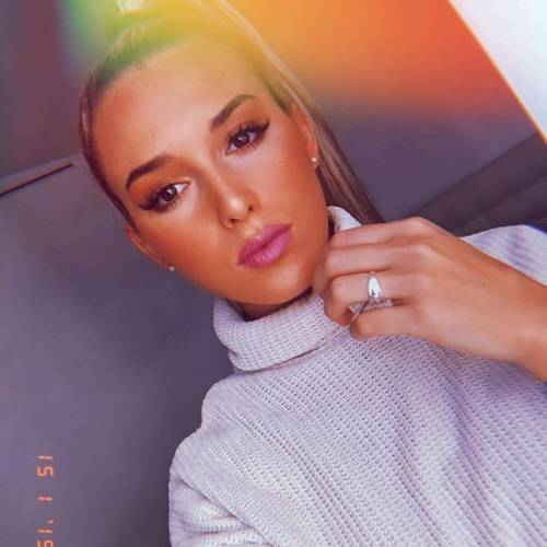 Agustina Gandolfo hot su Instagram: gli scatti di lady Martinez 9
