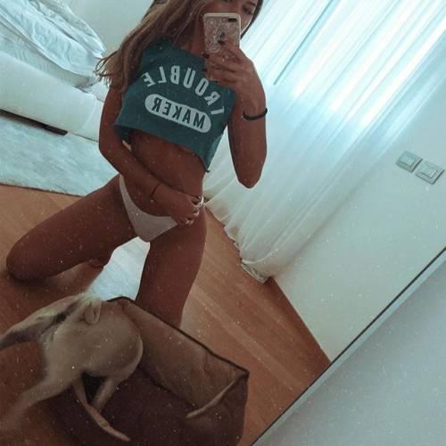 Agustina Gandolfo hot su Instagram: gli scatti di lady Martinez 2