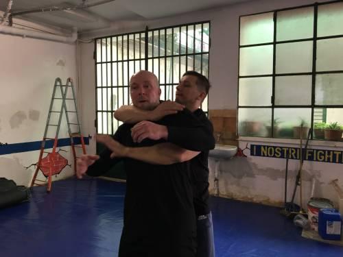 G Action Group: i corsi per la gestione delle aggressioni fisiche 8