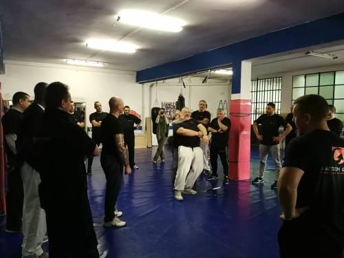 G Action Group: i corsi per la gestione delle aggressioni fisiche 10