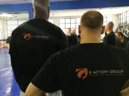 G Action Group: i corsi per la gestione delle aggressioni fisiche 11