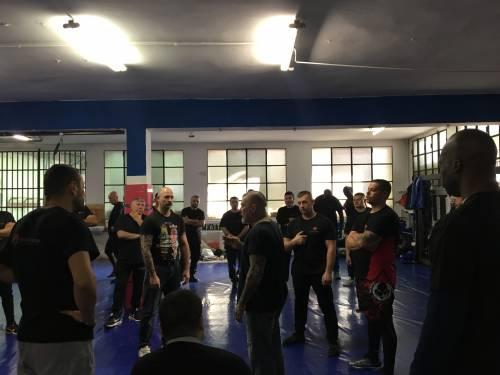 G Action Group: i corsi per la gestione delle aggressioni fisiche 6