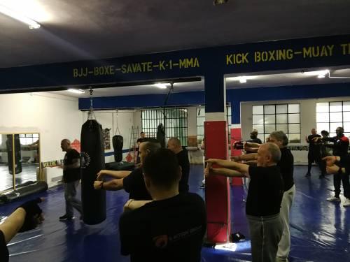 G Action Group: i corsi per la gestione delle aggressioni fisiche 2