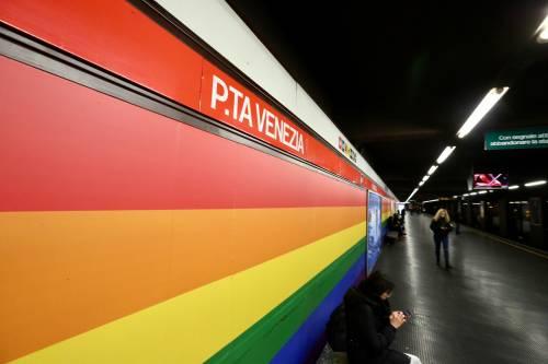 Torna la pubblicità arcobaleno Il Comune perde 100mila euro