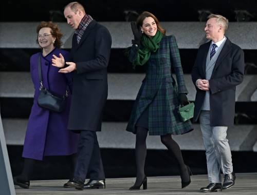 Kate, William, Meghan, Harry, le foto più belle 5