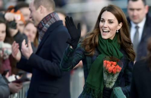 Kate, William, Meghan, Harry, le foto più belle 10