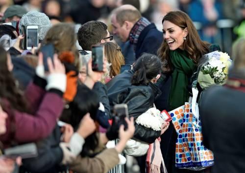 Kate, William, Meghan, Harry, le foto più belle 7