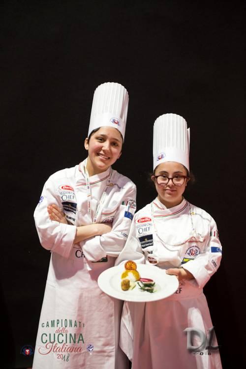 I campionati della cucina italiana della Federazione Italiana Cuochi riservati ai ragazzi speciali