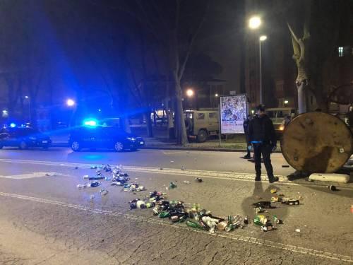 Ferrara, la rivolta degli immigrati in Gad 9