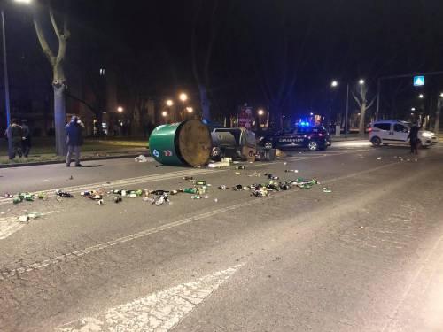 Ferrara, la rivolta degli immigrati in Gad 12