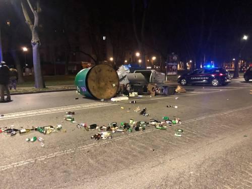 Ferrara, la rivolta degli immigrati in Gad 13