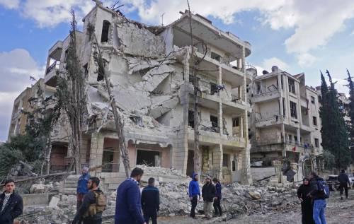 """Siria, il Papa scrive ad Assad: """"Fermare la catastrofe umanitaria"""""""