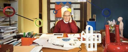 L'architetto pop e colorato che rivoluzionò il design