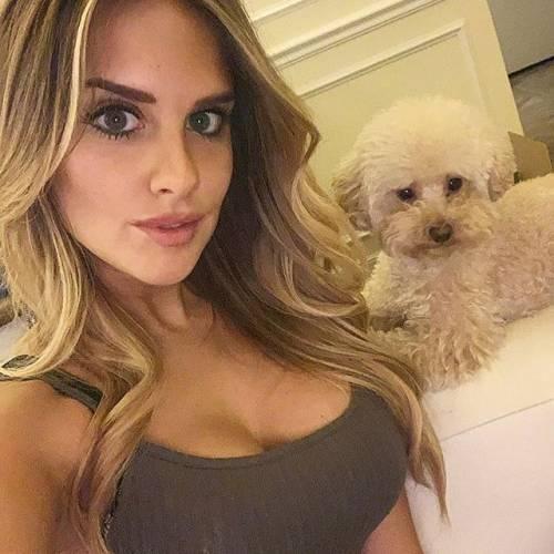 Michela Persico incantevole su Instagram: gli scatti di lady Rugani 3