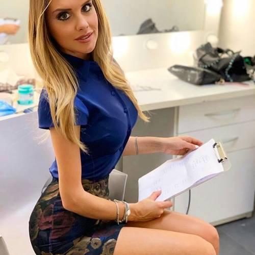 Michela Persico incantevole su Instagram: gli scatti di lady Rugani 5