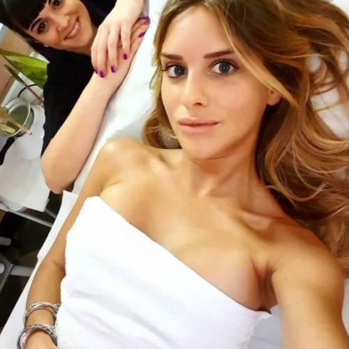 Michela Persico incantevole su Instagram: gli scatti di lady Rugani 6