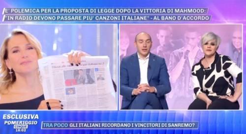 Al Bano: ''In radio 7 canzoni su 10 devono essere italiane''