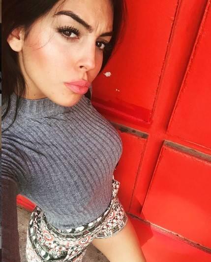 Georgina Rodriguez, le foto più sexy 9