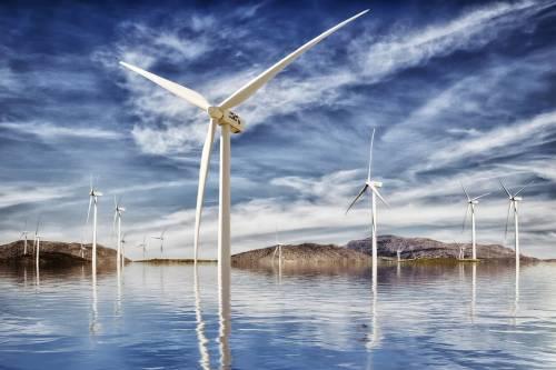 Aperto nel Mare del Nord il parco eolico offshore grande due volte Milano