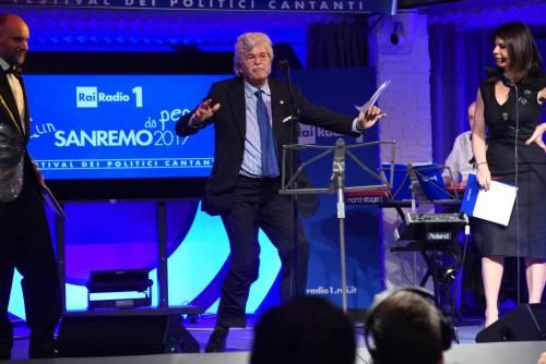 """Ballando con le stelle, Antonio Razzi: """"Voglio vincere"""""""