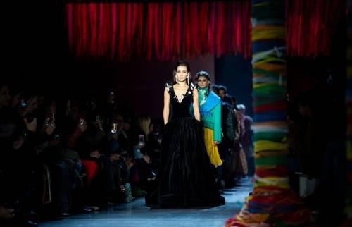 Bella Hadid hot per Bulgari: foto 10